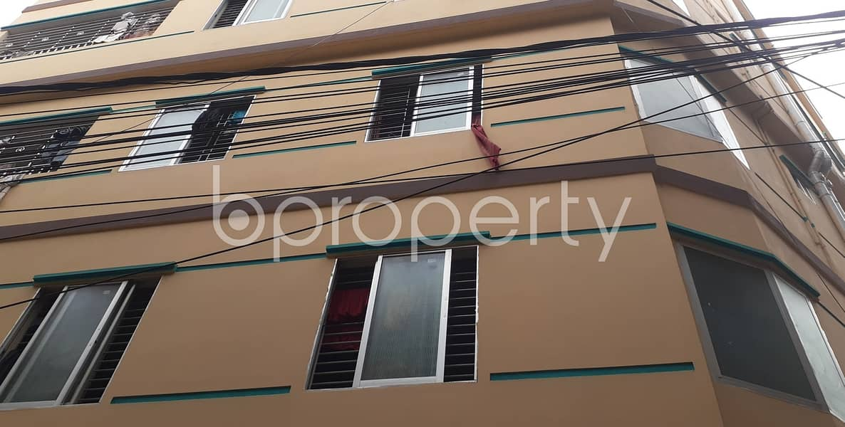 Lovely 900 SQ FT home is available to Rent in Kazir Dewri