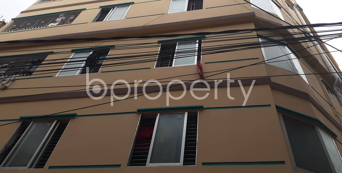 Ready 900 SQ FT beautiful apartment is now to Rent in Kazir Dewri