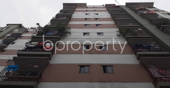 3 Bedroom Flat for Sale in Jatra Bari, Dhaka - When Location and Convenience is your priority this flat is for you which is 1260 SQ FT for sale in Golapbag