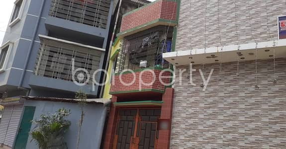 2 Bedroom Flat for Rent in 9 No. North Pahartali Ward, Chattogram - When Location and Convenience is your priority this flat is for you which is 1000 SQ FT for rent in 9 No. North Pahartali Ward