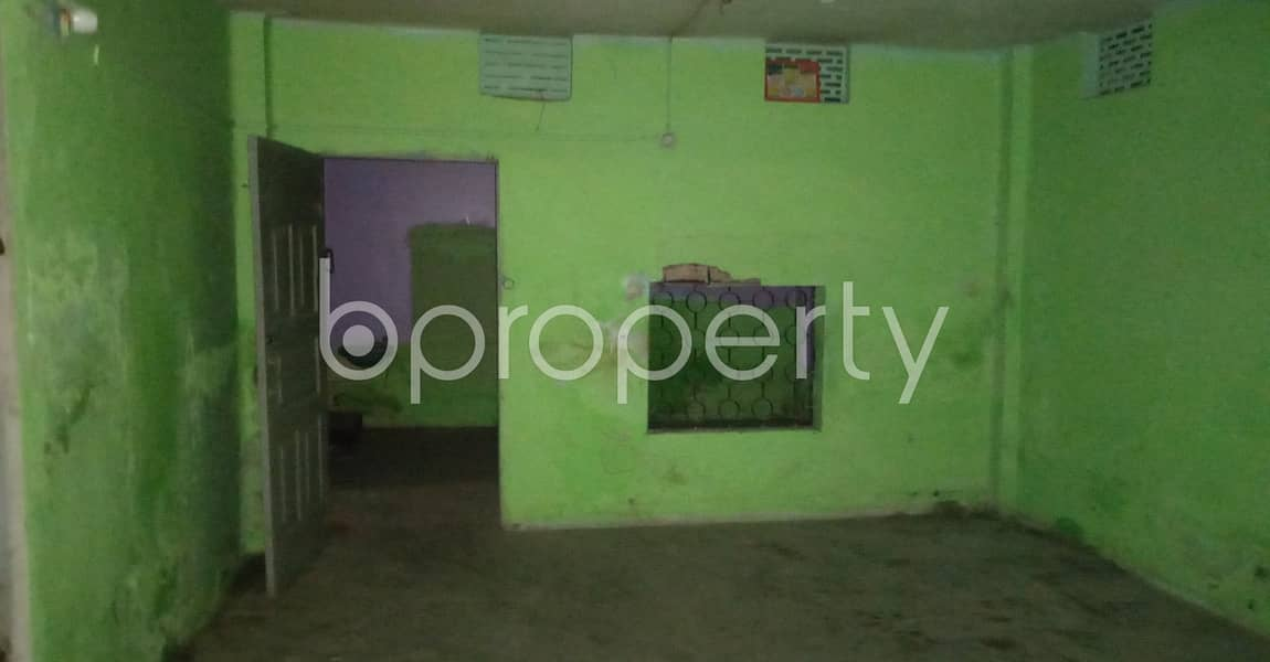 A 550 Sq>Ft Warehouse Space Is Up For Rent In The Location Of Badurtala