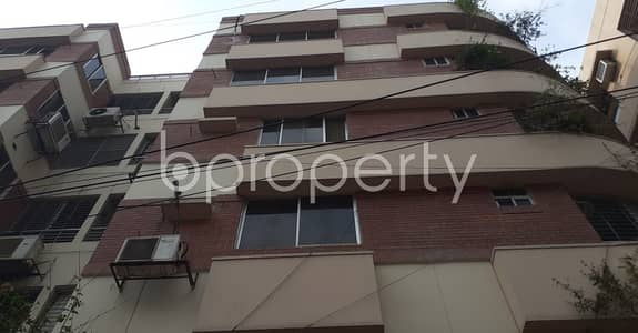 3 Bedroom Flat for Rent in Dhanmondi, Dhaka - Dhanmondi Is The Ideal Place To Live With Family, And Here Is A 1640 Sq Ft Is Up For Rent