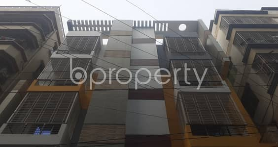 Office for Rent in Banasree, Dhaka - 1400 Square Feet Apartment Is Ready For Rent At Banasree