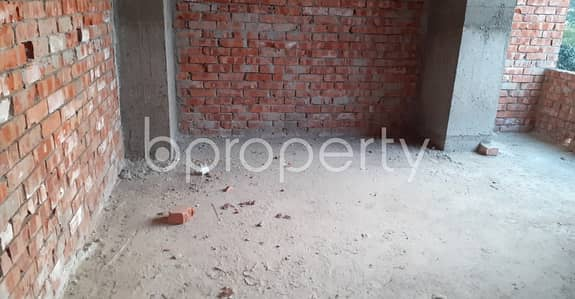 3 Bedroom Flat for Sale in Dakshin Khan, Dhaka - Flat for Sale in Ashkona close to Airport Police Station