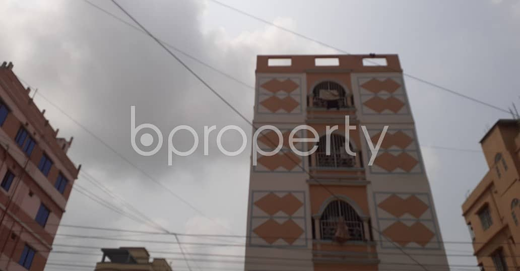 Evaluate This 600 Sq Ft Apartment Ready For Rent At Halishahar