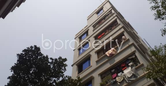 650 Square feet well-constructed apartment is available in Halishahar for rental purpose