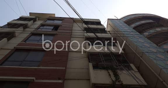ভাড়ার জন্য BAYUT_ONLYএর ফ্ল্যাট - নিকুঞ্জ, ঢাকা - Looking for a nice home to rent in Nikunja 2, check this one which is 800 SQ FT