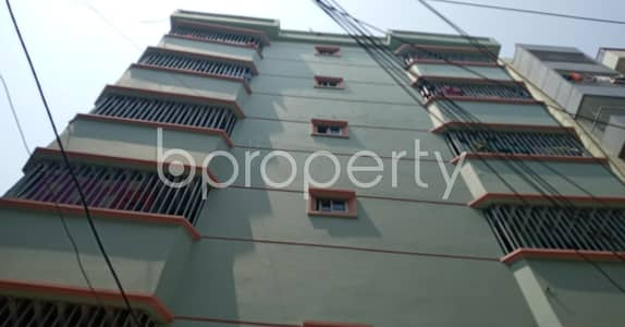 2 Bedroom Flat for Rent in 7 No. West Sholoshohor Ward, Chattogram - Well-constructed 900 SQ FT flat is now offering to you in 7 No. West Sholoshohor Ward for rent