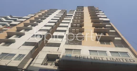 বিক্রয়ের জন্য BAYUT_ONLYএর অ্যাপার্টমেন্ট - মালিবাগ, ঢাকা - A well-constructed beautiful 1224 SQ FT apartment is ready for sale in Malibagh
