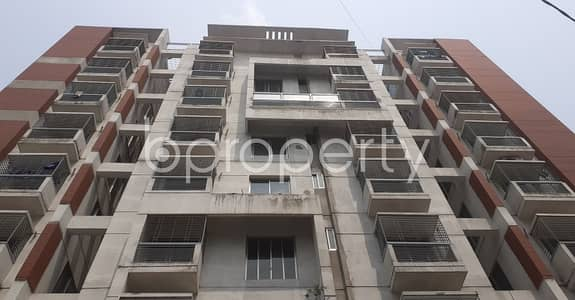 3 Bedroom Apartment for Sale in Bashundhara R-A, Dhaka - Look At This 1250 Square Feet Residential Apartment Is For Sale In Block D, Bashundhara R-A .