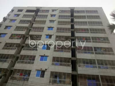 3 Bedroom Apartment for Sale in Aftab Nagar, Dhaka - In An Urban Location This 3 Bedroom Home Is Vacant For Sale In Aftab Nagar .