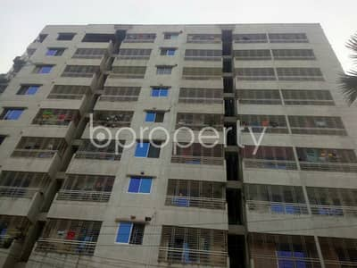 3 Bedroom Flat for Sale in Aftab Nagar, Dhaka - 3 Bedroom Home Which Will Fulfill Your Desired Is Now Vacant For Sale In Aftab Nagar