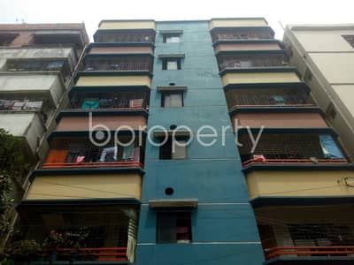 3 Bedroom Apartment for Rent in Banasree, Dhaka - Take A Look At This 1100 Sq Ft Flat Which Is Up For Rent In South Banasree Project