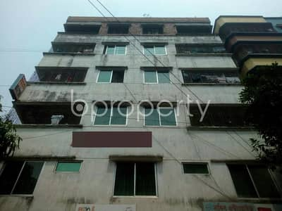 Office for Rent in Banasree, Dhaka - Strongly Designed 1200 Sq Ft Office Is For Rent In South Banasree Project With Satisfactory Price.