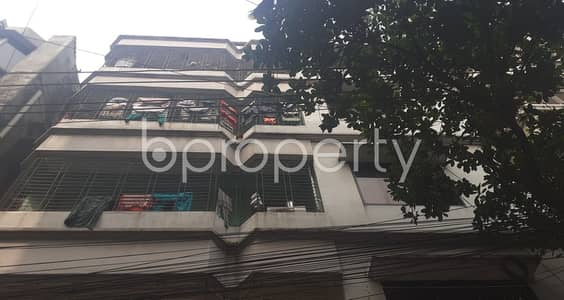 2 Bedroom Flat for Rent in Banasree, Dhaka - Modern Apartment Of 1000 Sq Ft Is Up For Rent In Banasree