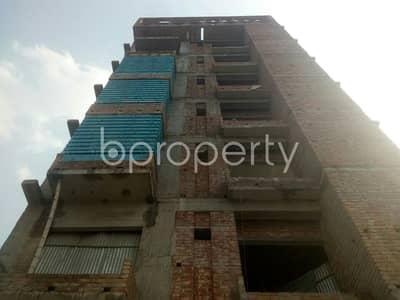 3 Bedroom Apartment for Sale in Aftab Nagar, Dhaka - 1250 Sq. ft Flat For Sale In Aftab Nagar.