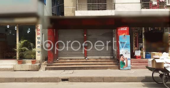 Shop for Rent in Khilgaon, Dhaka - A 365 Sq. Ft Shop Is Up For Rent In Tilpapara .