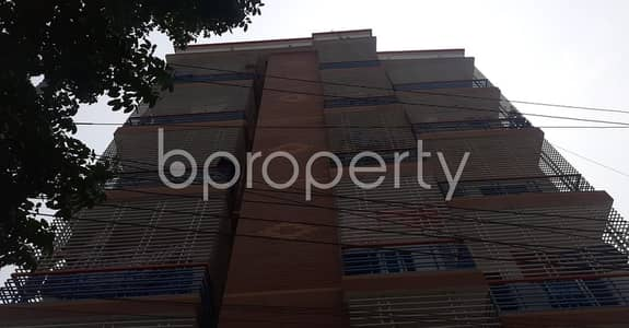 2 Bedroom Flat for Sale in Khilkhet, Dhaka - Comfortable, Convenient And Well-constructed 800 Sq. Ft Flat Is Ready For Sale At Uttar Namapara