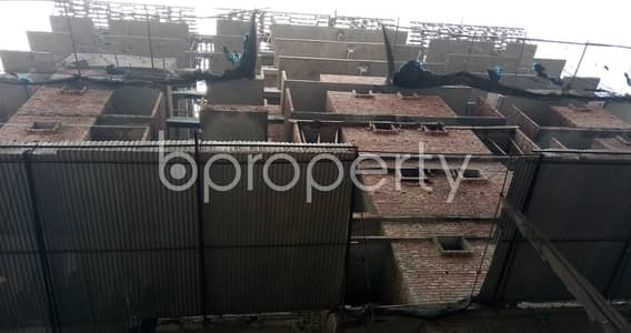 3 Bedroom Flat for Sale in Mohammadpur, Dhaka - 1560 Square Feet Residential Apartment For Sale At Sat Masjid Housing, Mohammadpur