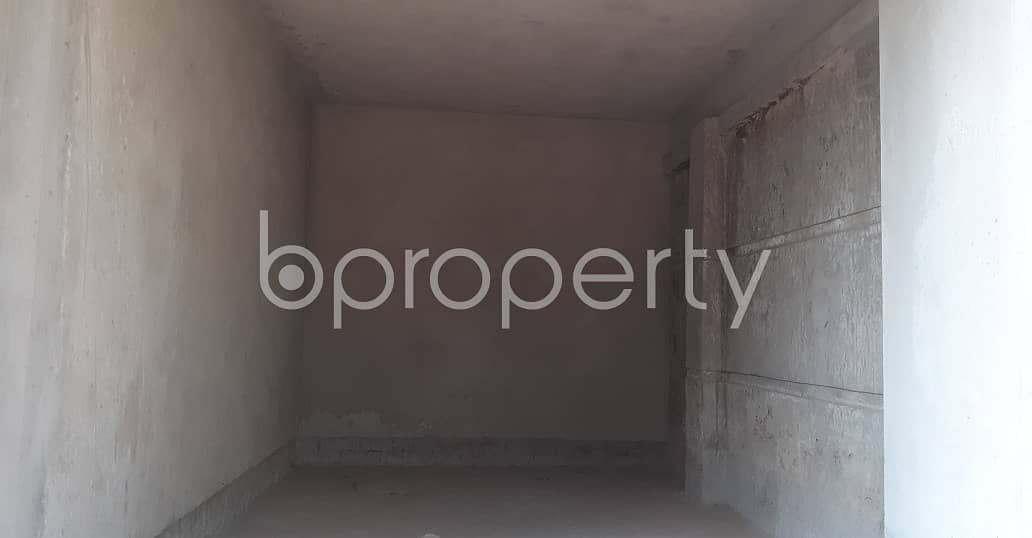 320 Sq Ft Commercial Shop Space Available For Rent At Basundhara Road.