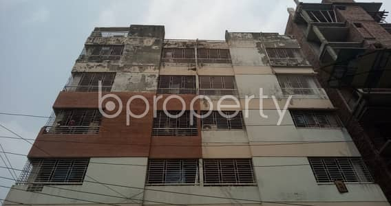 3 Bedroom Apartment for Sale in Mohammadpur, Dhaka - Very Close To Mohammadpur Government High School A 1450 Sq. Ft Residential Apartment For Sale