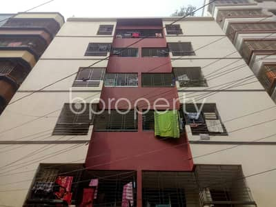 4 Bedroom Flat for Sale in Banasree, Dhaka - Reside Conveniently In This Well Constructed 2350 Sq. Ft Flat For Sale In South Banasree Project