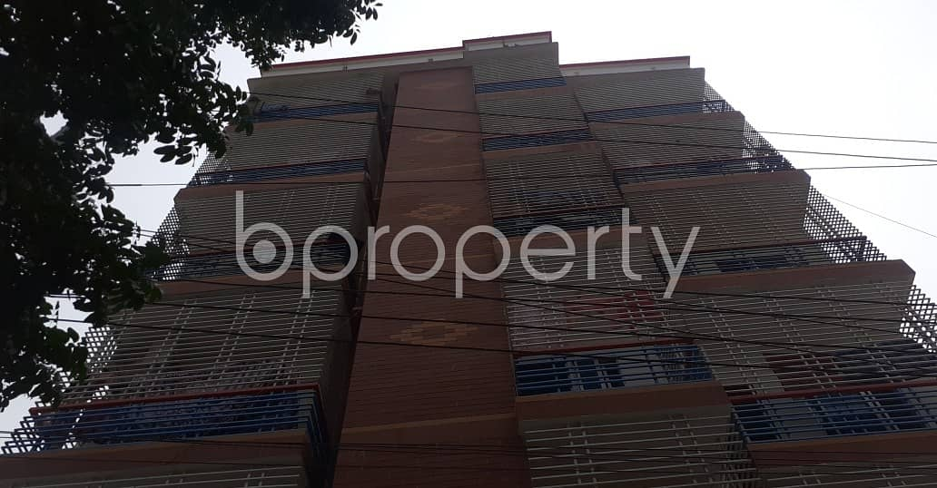 Built With Modern Amenities, Check This 2 Bedroom Medium Size Flat For Sale In The Location Of Uttar Namapara.