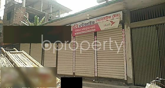 Shop for Rent in Khilgaon, Dhaka - 80 Sq Ft Commercial Shop At Reazbagh Is Available For Rent With Satisfactory Price.