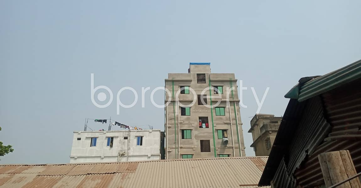 Small-sized Apartment Of 570 Sq Ft Is Ready To Rent In Patenga