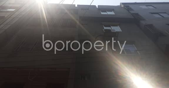 2 Bedroom Flat for Rent in Shyamoli, Dhaka - Grab This Well Maintained & Nice 2 Bedroom Apartment In Shyamoli