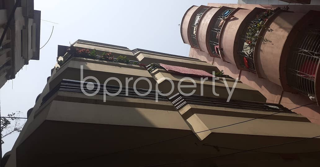 This 900 Sq. Ft Convenient Flat Is For Rent In East Nasirabad Beside To Agrani Bank Limited
