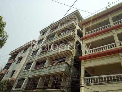 2 Bedroom Flat for Rent in Panchlaish, Chattogram - This 700 Sq Ft Well Defined Flat Is Now Vacant To Rent In Sugandha R/a