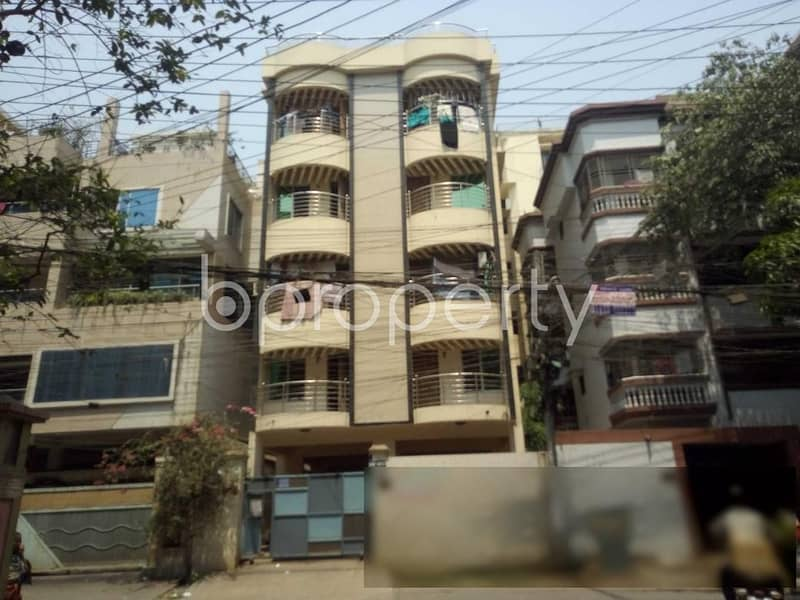 Well Developed Flat Of 850 Sq Ft Is Up For Rent In Sugandha R/a