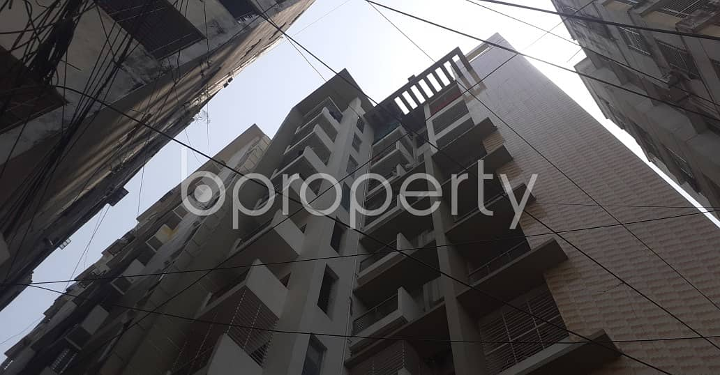 This 1400 Sq Ft Well Defined Flat Is Now Vacant To Rent In East Nasirabad