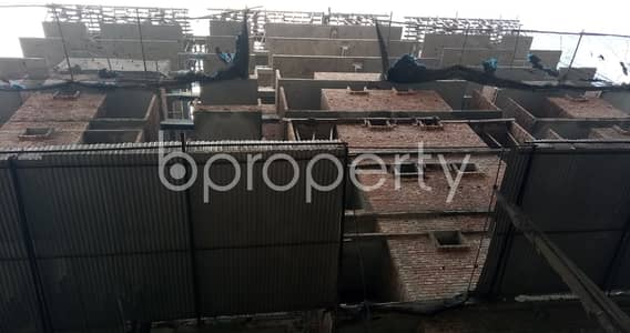 3 Bedroom Apartment for Sale in Mohammadpur, Dhaka - Available In Sat Masjid Housing, Mohammadpur A 1560 Square Feet Large Residential Apartment For Sale