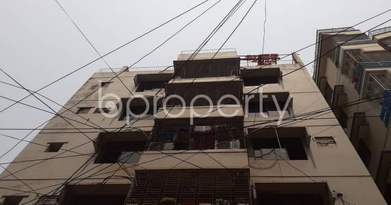2 Bedroom Apartment for Rent in Adabor, Dhaka - A Reasonable Apartment Of 800 Sq Ft Is Waiting To Be Rented In Adabor Near To Southeast Bank Green School