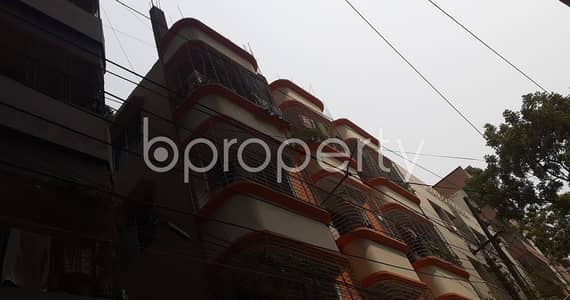 3 Bedroom Apartment for Rent in Adabor, Dhaka - Your Desired Large 1200 Sq. Ft Home In Baitul Aman Housing Society Is Now Vacant For Rent