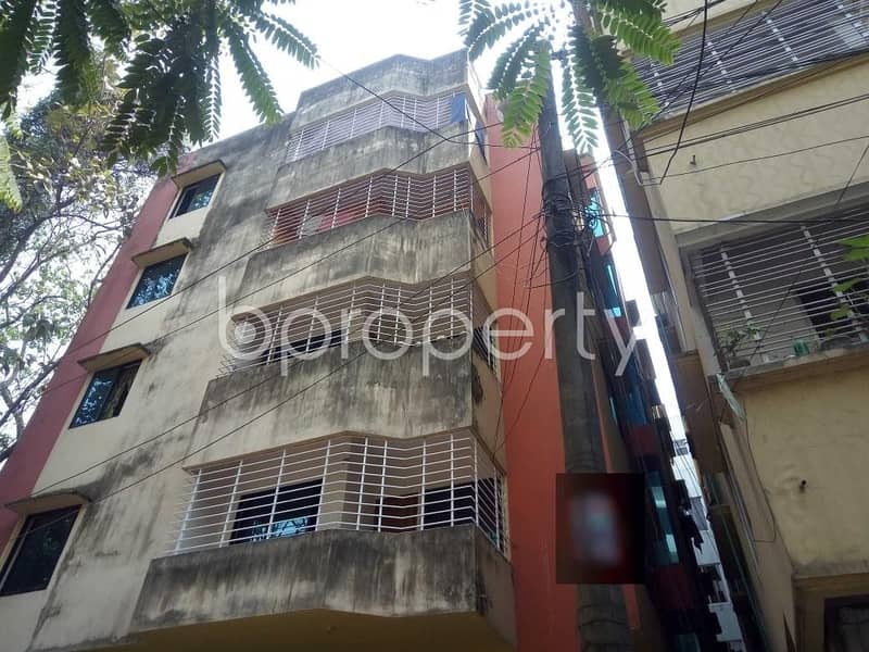 Everything You Need In A Home Is All Right Here In This Sugandha Residential Area Flat Which Is Up For Rent.