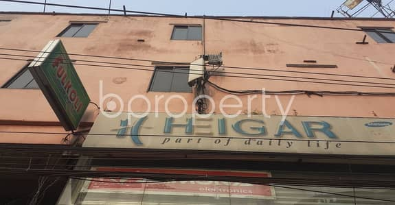 In Shyamoli Nearby The City Bank Limited, A Shop Is Ready And Vacant For Rent.