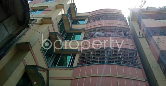 2 Bedroom Apartment for Rent in Sholokbahar, Chattogram - Well Facilitated 900 Sq Ft Residence Is Ready To Rent In Sholokbahar
