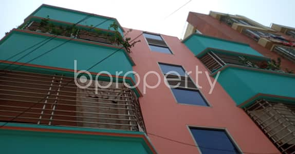 2 Bedroom Flat for Rent in Sholokbahar, Chattogram - Comfortable Residence Is Ready To Rent In Sholokbahar, Covering 750 Sq Ft Space