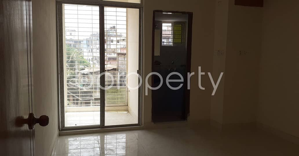 Covering 900 Sq Ft Space A Nice Flat Is Ready To Rent In Patharghata