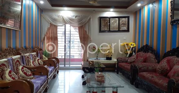 4 Bedroom Apartment for Sale in 9 No. North Pahartali Ward, Chattogram - In A Peaceful Location Of North Pahartali, A Fantastic Flat Of 2061 Sq Ft Is Waiting For Sale.
