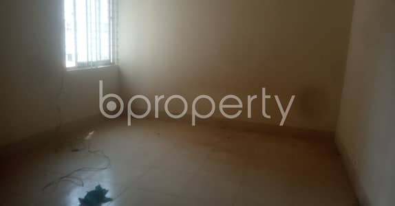 2 Bedroom Apartment for Rent in Mohammadpur, Dhaka - For rental purpose, 800 Square feet well-constructed apartment is available in Mohammadpur