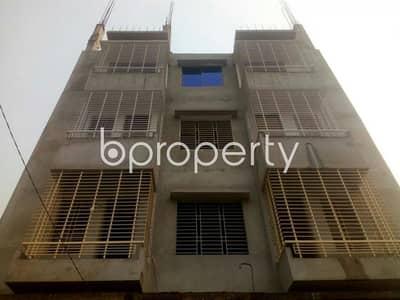 2 Bedroom Flat for Rent in Aftab Nagar, Dhaka - 1