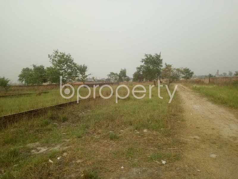 5 Katha Plot Is Up For Sale In Keraniganj