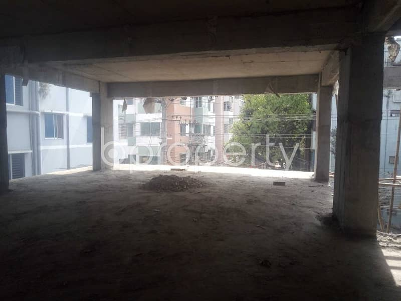 In The Location Of Patharghata An Apartment Is For Sale Near Patharghata Girls' High School.
