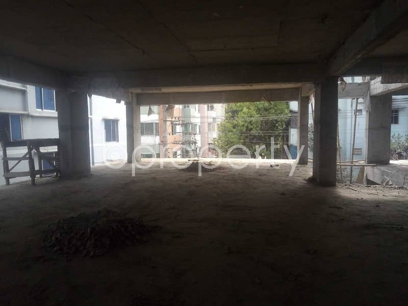 Flat For Sale Covering A Beautiful Area In Patharghata Nearby Patharghata Girls' High School.