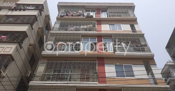 2 Bedroom Flat for Rent in Bashundhara R-A, Dhaka - We Are Offering This Family Friendly Apartment Of 800 Sq Ft For Rent In Bashundhara R-a