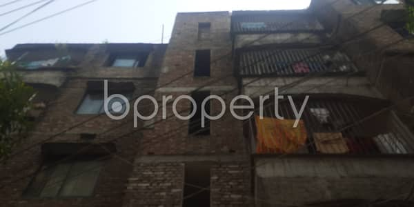 750 Sq Ft Flat Is Available For Sale At Badda